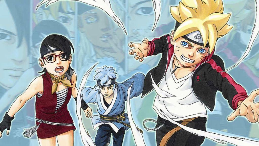 Manga Boruto 51 Terbit 20 Oktober, Ini Spoilernya