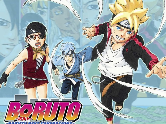 Manga Boruto: Naruto Next Generations chapter 50