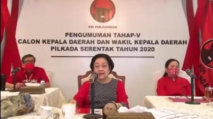 Megawati, Puan dan Yosonna