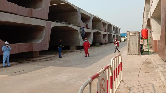 Mengintip Laju Proyek Kereta Cepat JKT-BDG di Masa Pandemi