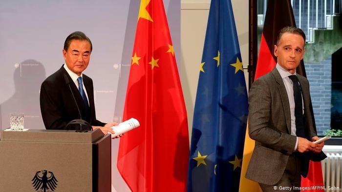 Menlu China di Jerman, Aktivis Hong Kong Minta Jerman Kenakan Sanksi Terhadap Pejabat China