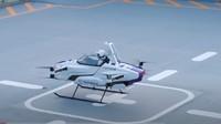 Sebuah startup teknologi dari Jepang, SkyDrive berhasil menyelesaikan demonstrasi publik pertama untuk mobil terbang buatan mereka. Nantinya, mobil terbang ini diharapkan bisa jadi kendaraan pribadi bagi masyarakat. (dok. Skydrive)