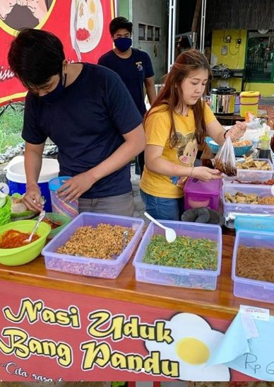 Nasi Uduk Bang Pandu