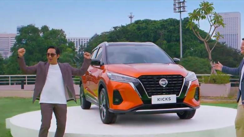Nissan Kicks meluncur di Indonesia
