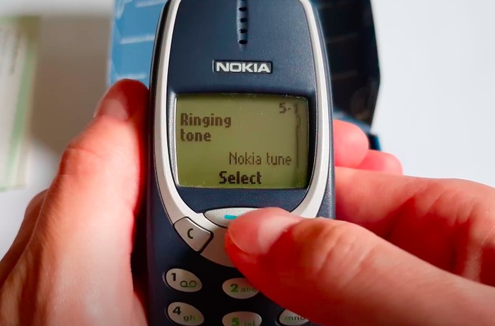 Nokia 3310 20 tahun