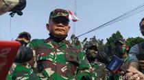 Pangdam Jaya Terjunkan 15 Ribu Prajurit Antisipasi Banjir-Pengamanan Pilkada