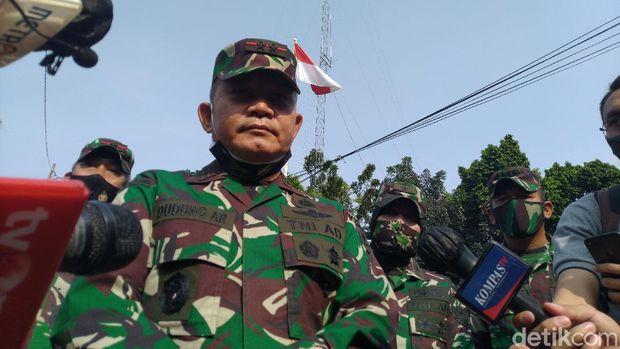 Pangdam Jaya, Mayjen TNI Dudung Abdurachman