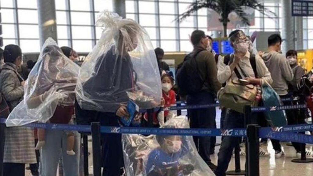 Kesehatan Disebut Jadi Visa Baru dalam Penerbangan