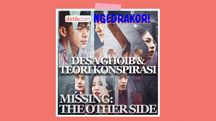Podcast ngedrakor! Missing: The Other Side