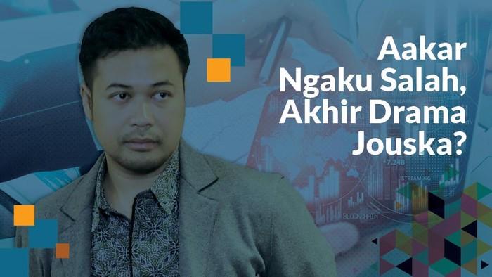 Podcast Tolak Miskin: Aakar Ngaku Salah, Akhir Drama Jouska?