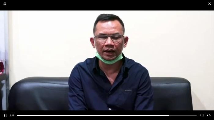 Pria Ngaku Polisi yang Memaki Pesepeda Akhirnya Minta Maaf