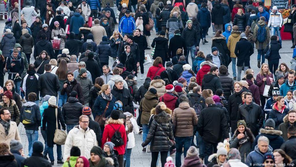 Tren Populasi Global Prediksi Populasi Dunia Menyusut Akhir Abad Ini