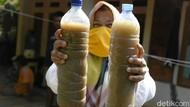 Air Tercemar Proyek Kereta Cepat, Warga Bandung Barat Mengeluh Gatal-gatal