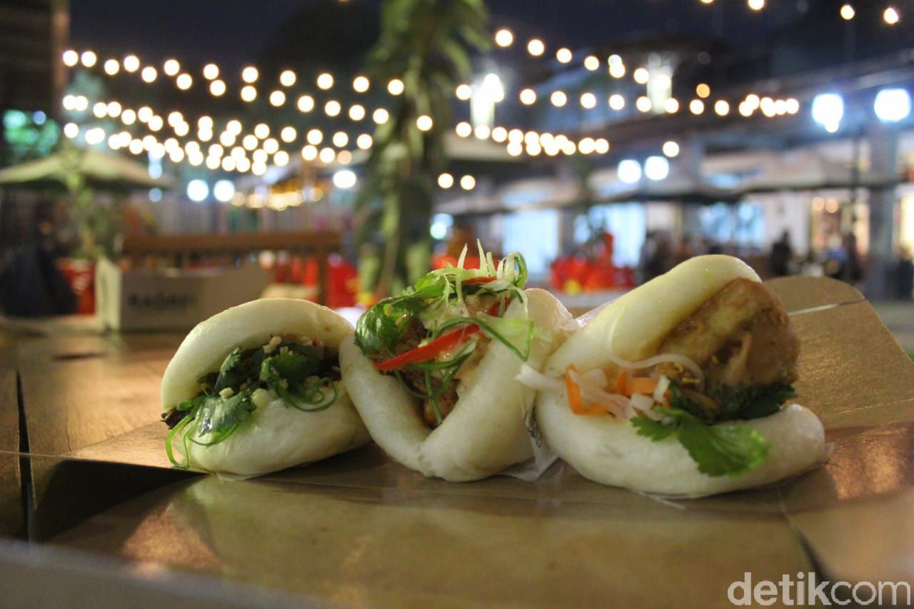 15Park Kemang, spot kuliner hype berkonsep rooftop
