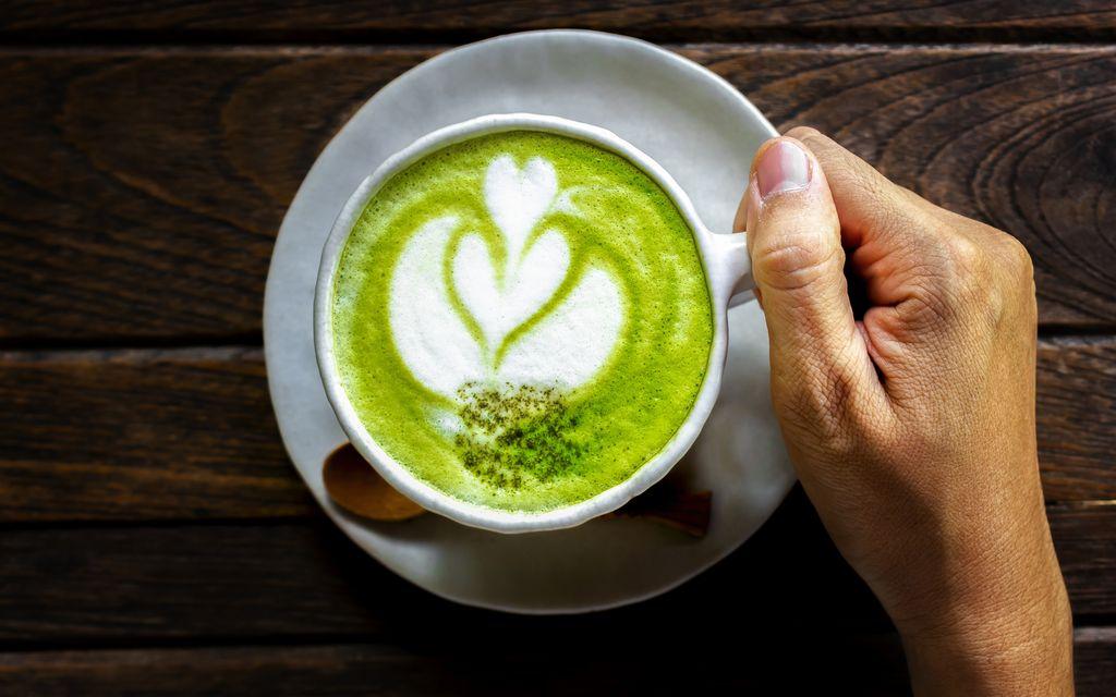 3 Langkah Meracik Matcha Latte