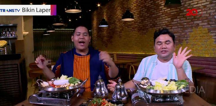 Asam Segar Tom Yum Suki Jumbo dan Ikan Gurame Tiga Sambal