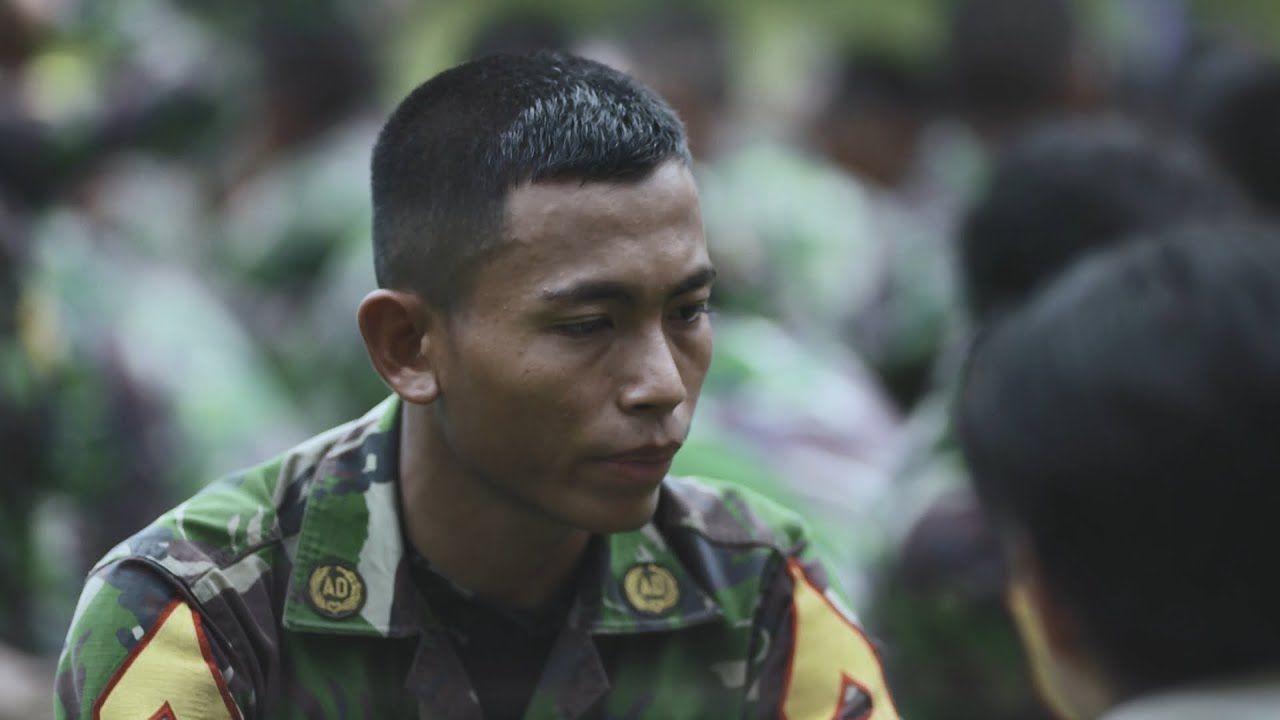 Bangga Jadi Anak Tukang Bubur Ayam, Imron Siap Jadi Tentara