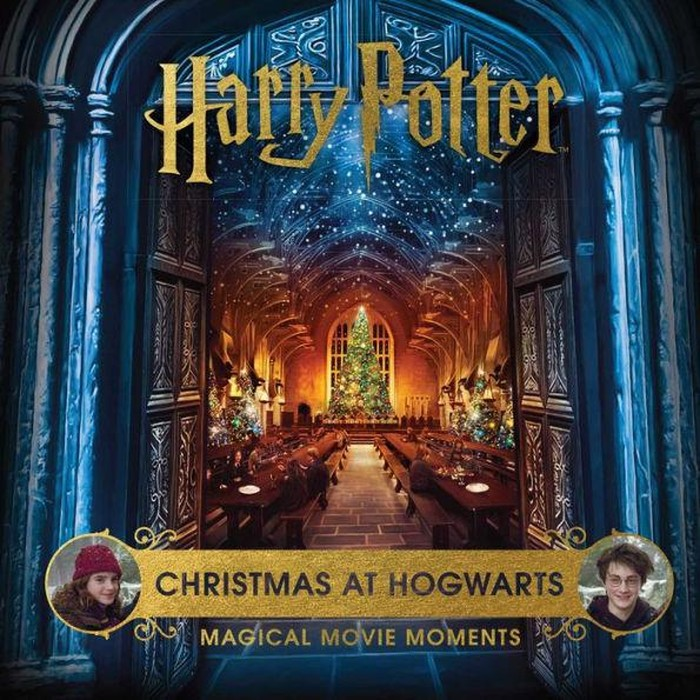 Buku Harry Potter Terbaru Berjudul Harry Potter: Christmas at Hogwarts: Magical Movie Moments