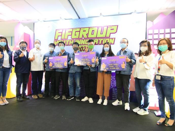 FIFGROUP kembali menggelar kompetisi tahunan FIFGROUP Youth Innovation yang diberikan  kapada mahasiswa berprestasi.