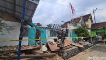 Jabar Hari Ini: Gedung BNN Sukabumi Ambruk-Bodebek Zona Merah COVID-19