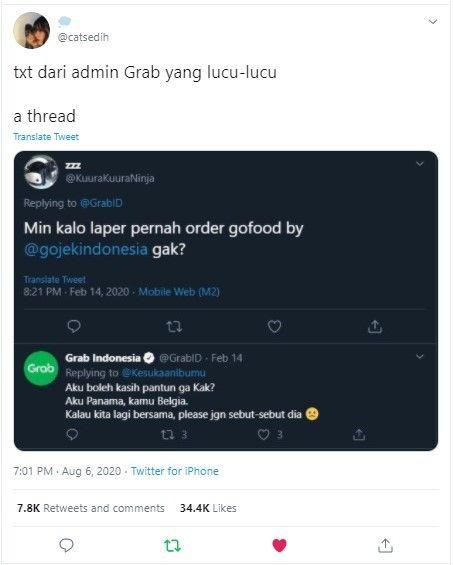 Grab di Twitter