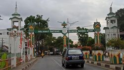 Banda Aceh Zona Merah, Lapangan Blang Padang Ditutup untuk Nongkrong