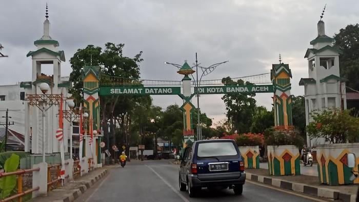 Ilustrasi Banda Aceh (Agus Setyadi-detikcom)
