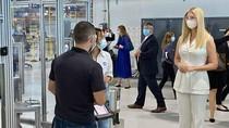 Ivanka Trump Kunjungi Pabrik GM, Tegaskan Komitmen Sang Ayah