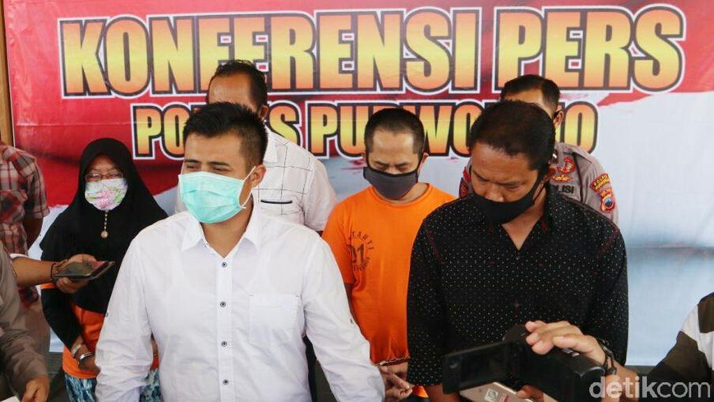 Diduga Korupsi Dana Desa Rp 1 M, Kades-Plt Sekdes di Purworejo Ditangkap