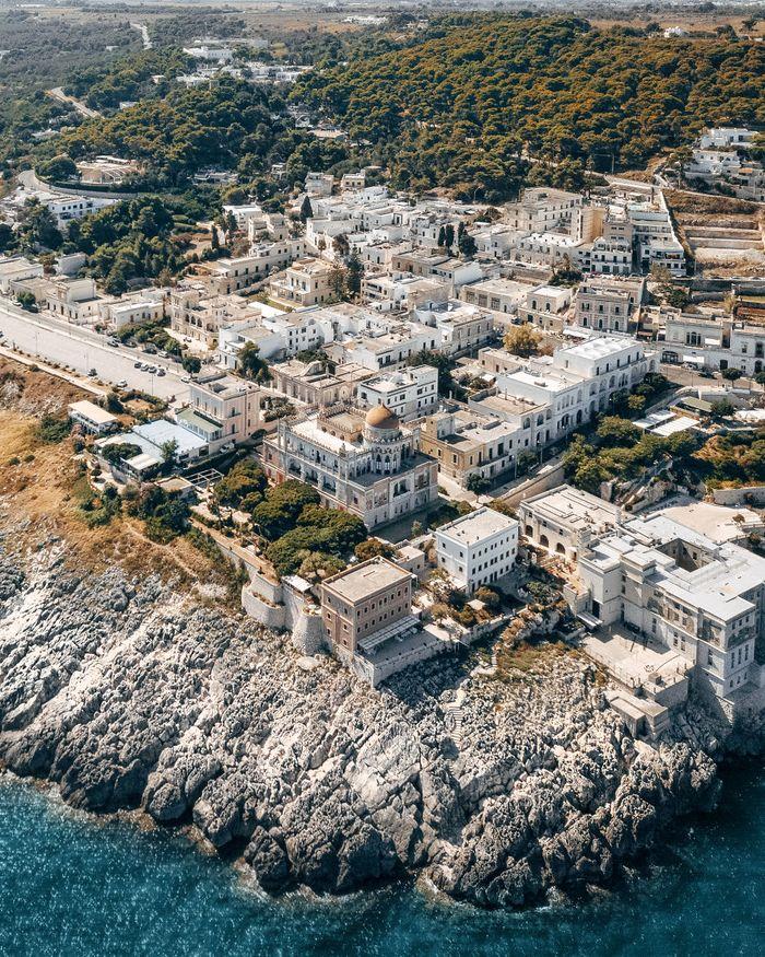Keindahan Italia Lewat Drone