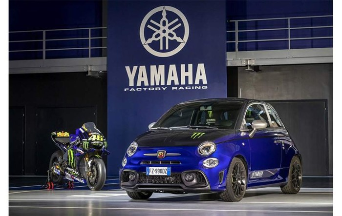 Kolaborasi Yamaha dan Abarth