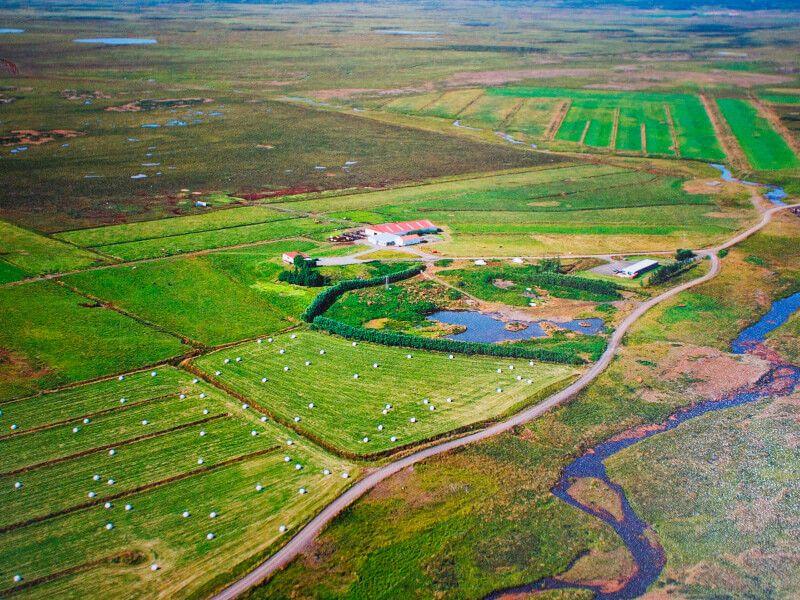 Wisata naik kuda di Islandia