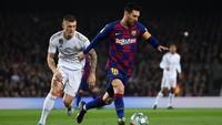 El Clasico: Madrid-nya Zidane Belum Pernah Kalah di Camp Nou
