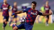 Suarez: Siang di Italia, Sore Sudah di Barcelona