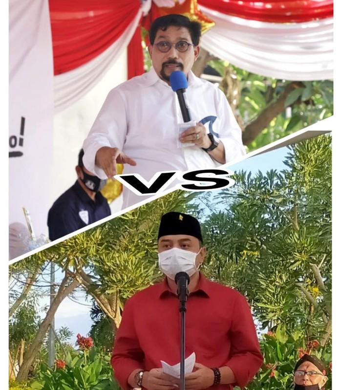 Machfud-Mujiaman vs Eri-Armuji
