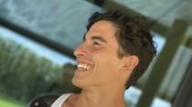 Video Marc Marquez Heboh Banget Saat Nonton Alex di Aragon