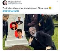 Meme PUBG Dilarang