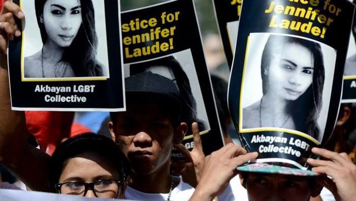 Pembebasan marinir AS atas pembunuhan seorang perempuan transgender ditunda (AFP Photo)