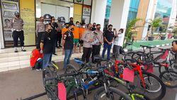 Polisi: Pencuri Sepeda Brompton di Tangsel Residivis Curanmor