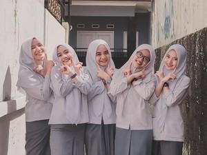 Menyapa Grup Vokal Hijabers Cianjur Putih Abu-abu yang Populer di YouTube
