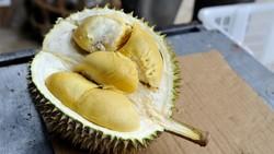 Legitnya Durian Indonesia Sudah Sampai ke China