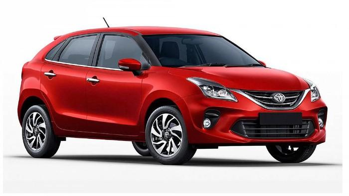 Toyota Starlet Lahir Lagi, Kini Pakai Basis Suzuki Baleno