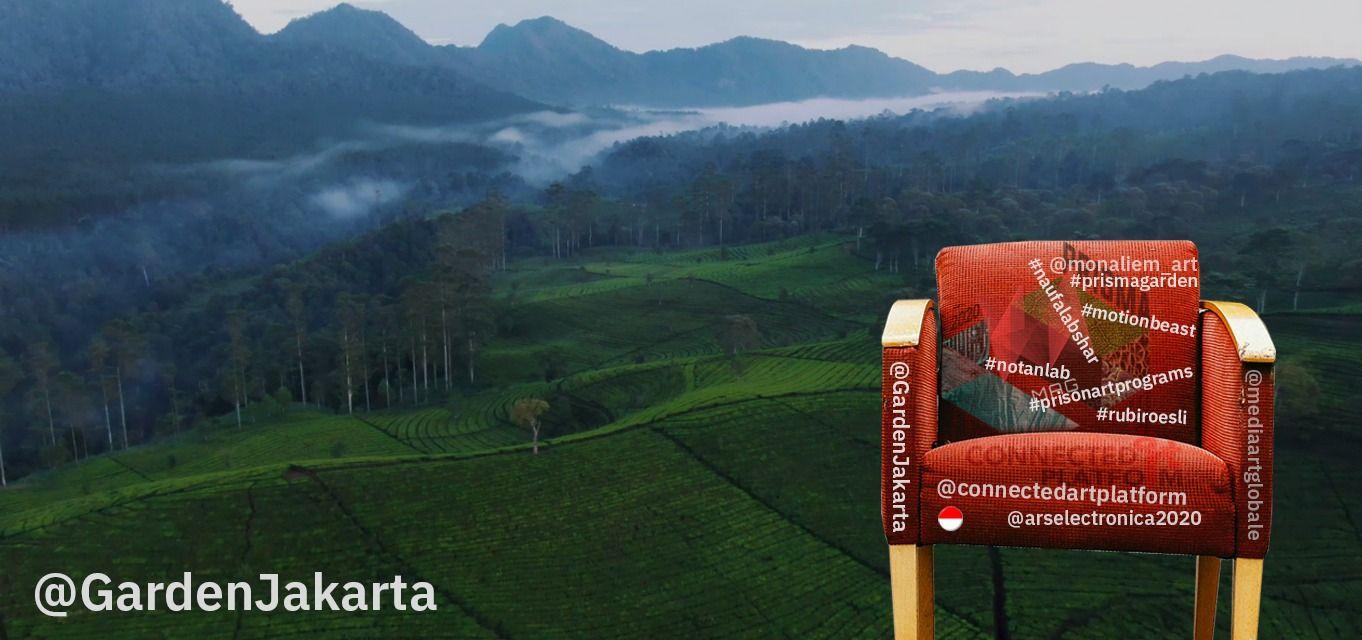 5 Seniman Indonesia Mejeng Karya di Festival Seni dan Teknologi Dunia
