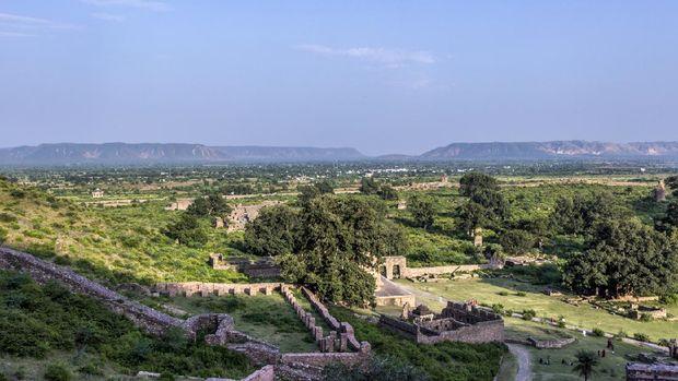 Benteng Bhangarh yang terkutuk