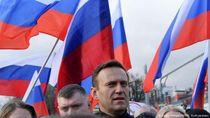 Tiba di Rusia, Alexei Navalny Langsung Ditahan