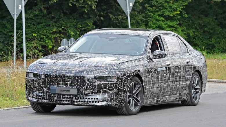 BMW All New i7