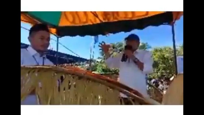 Bupati Halmahera Timur Muhdin Mabud