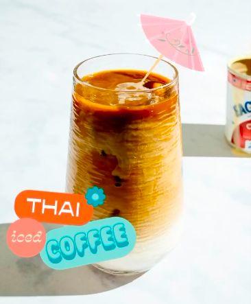Chrissy Teigen Bagikan Resep Es Kopi Susu Thailand