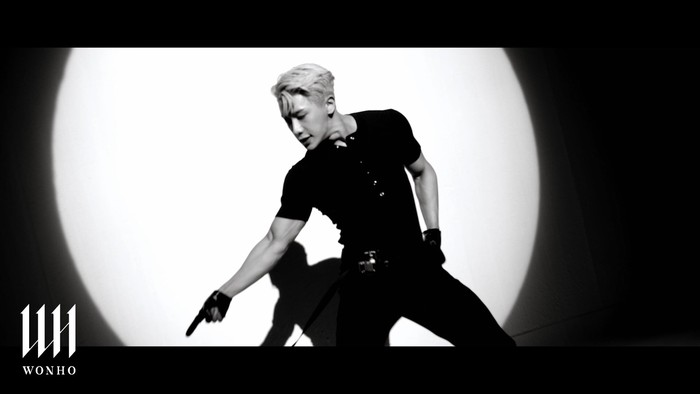 Debut solo Wonho