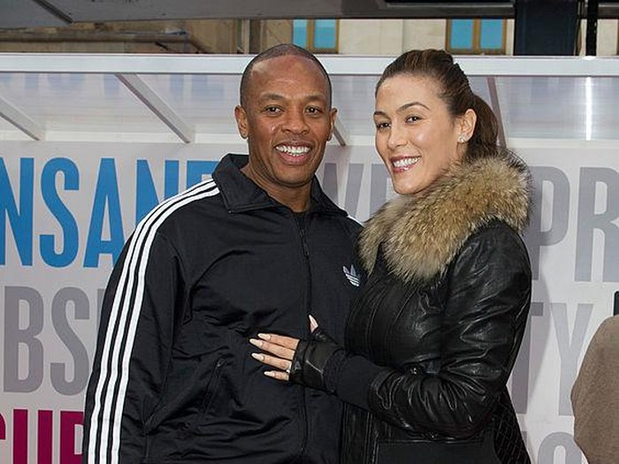 Dr. Dre & Nicole Young